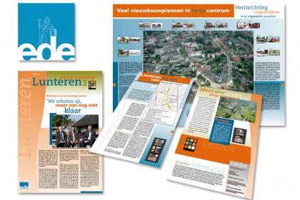 Project Lunteren, Gemeente Ede