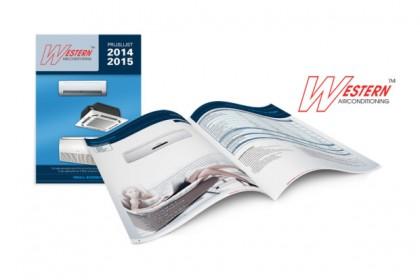 Brochures prijscatalogus airco units