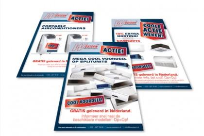 Actie mail-templates