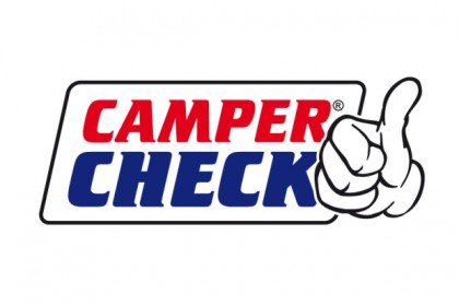 Ontwerp logo Camper Check