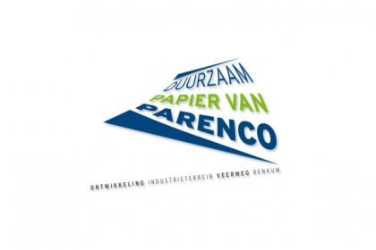 Logo Parenco duurzaam papier