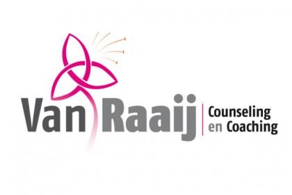 Logo ontwerp Van Raaij counseling en coaching
