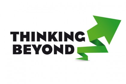 Logo ontwerp Thinking Beyond