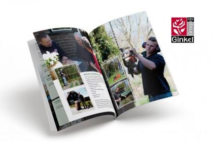 Brochure tuinonderhoudsplan